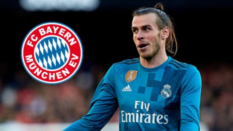 Raksasa Club Papan Atas Bayern Munchen kembali Dikabarkan Akan Segera Memburu Pemain Bintang Gareth Bale