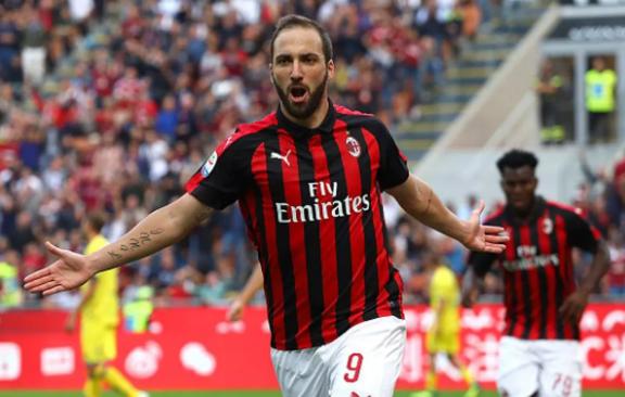 Chelsea Sangat Tertarik Kepada Gonzalo Higuain
