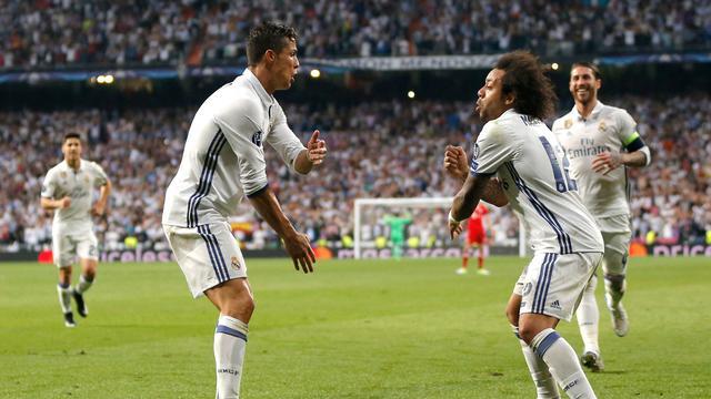 Striker Club Skuat Real Madrid Marcelo Kembali DIkabarkan Akan Segera Mengikuti Jejak Pemain Cristiano Ronaldo Untuk Meninggal Real Madrid