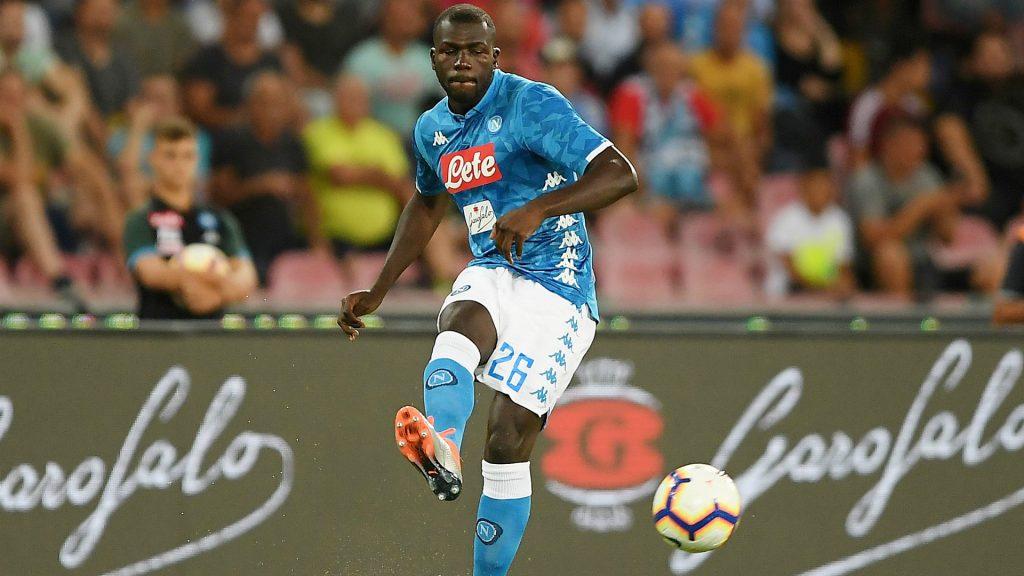 pemain Kalidou Koulibaly