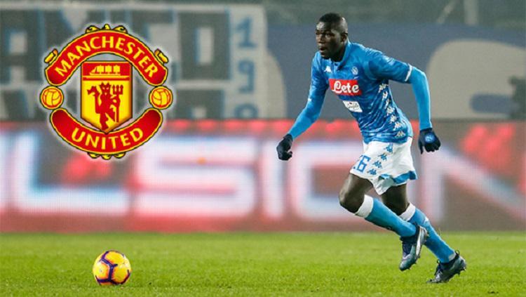Salah Satu Pemain Koulibaly Dikabarkan Masuk Dalam Pemburuan Club Skuat Manchester United