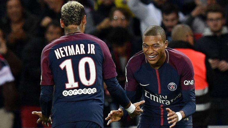 Sang Manajemen Club Skuat PSG DI Pastikan Akan Selalu Mempertahan Pemain Bintang Mereka Mbappe Dan Neymar