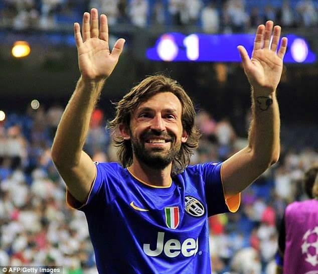 Pemain Legenda Pirlo Sudah Sangat Yakin Juventus Akan Hancurkan Ajax Dalam Laga Liga Champions