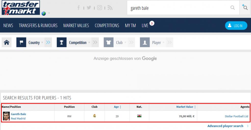 Gareth Bale Sudah Masuk Dalam Bursa Transfer