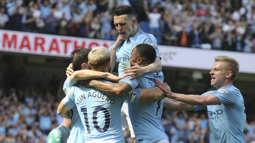 Manchester City Berhasil Membalas Dendam Mereka Terhadap Tottenham