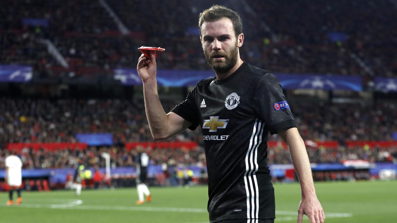 Juan Mata Meminta Maaf Kepada Semua Supporter