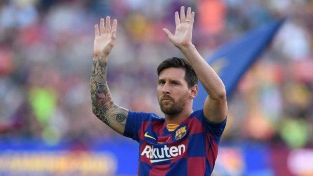 Barcelona Kali Ini Tanpa Kehadiran Lionel Messi di Pertandingan Pembuka La