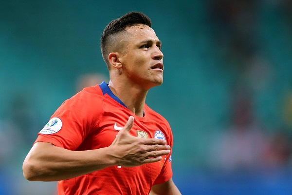 Lukaku Bakar Sanchez Untuk Segera Pergi Dari Manchester United