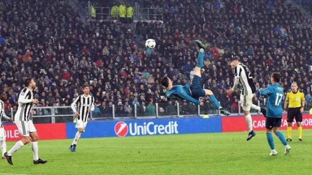 Ronaldo Kangen Gol ke Gawang Juventus