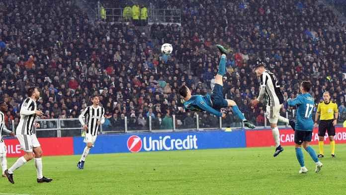 Cristiano Ronaldo, Juventus, Serie A, Real Madrid