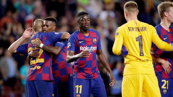 Klub Barca Akan Memperbaiki Kesepakatan Kontrak Dua Pemainnya