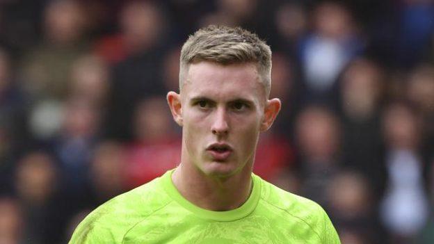 Timnas Inggris Pinjam Kiper Muda Manchester United Telah Terkejut