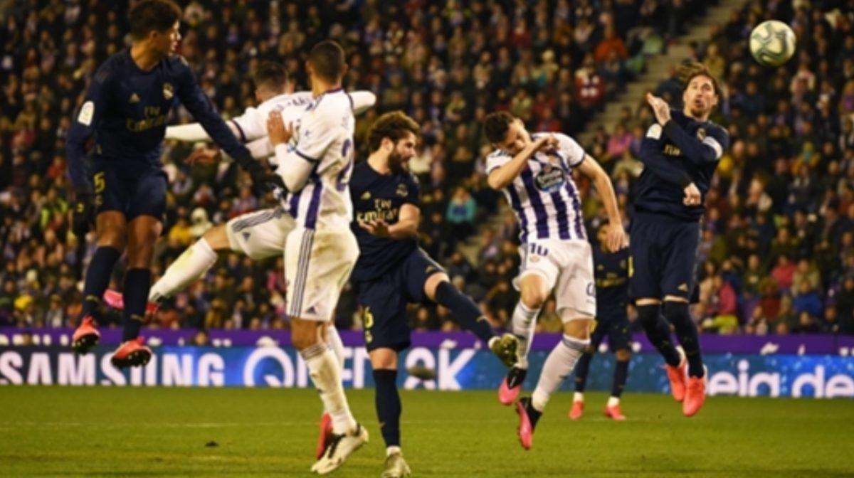 Real Madrid Unggul Atas Barcelona Di La Liga Dengan Kemenangan Di Valladolid