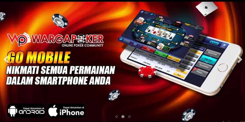 Poker Online Uang Asli Agen Idn Poker Wargapoker 2020