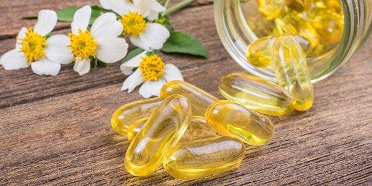 Manfaat Super Kapsul Vitamin E Bagi Tubuh, Wajah dan Rambut