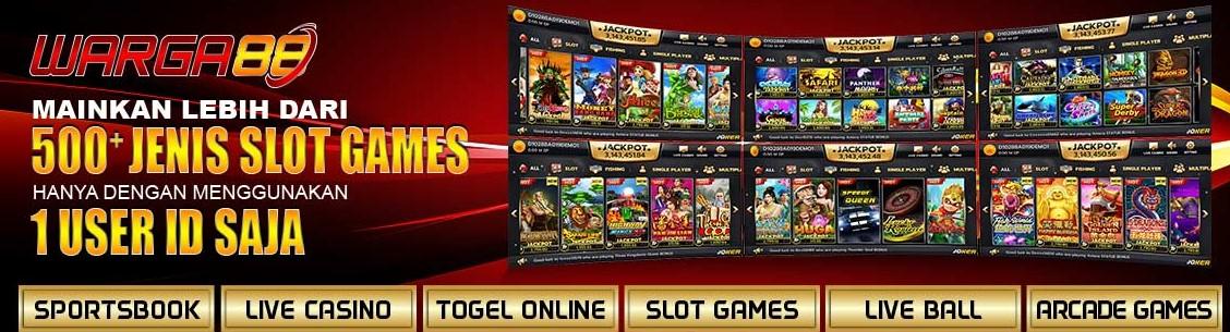 Situs Slot Menjadi Tempat Yang Paling Banyak di Cari