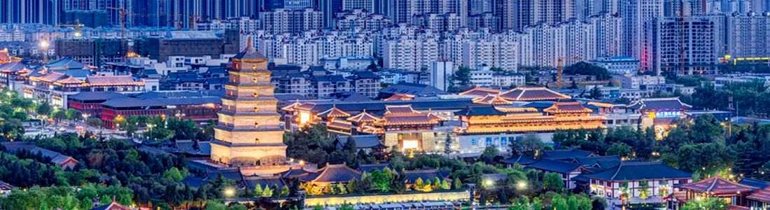 Xian Kota di China dengan Mayoritas Penduduk Muslim